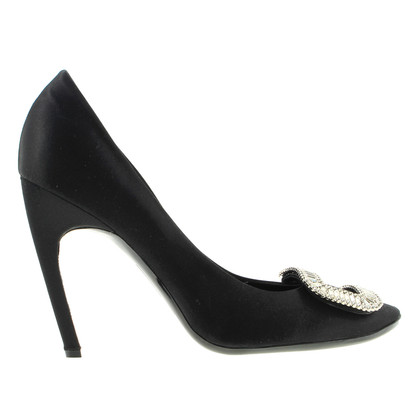Roger Vivier Pumps with Rhinestone