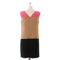 DKNY Kleid mit Blockstreifen