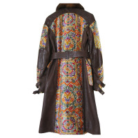 Etro Coat in the ethno-look
