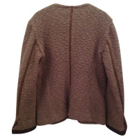 Isabel Marant Box jacket in Brown
