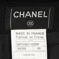 Chanel Jupe noire