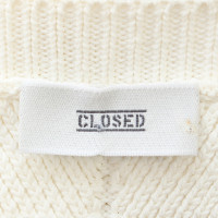 Closed Weißer Pullover