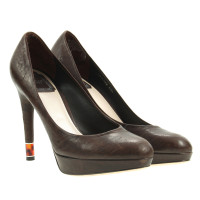 Christian Dior Brown Pumps
