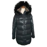 Duvetica Beneden jas met echt bont