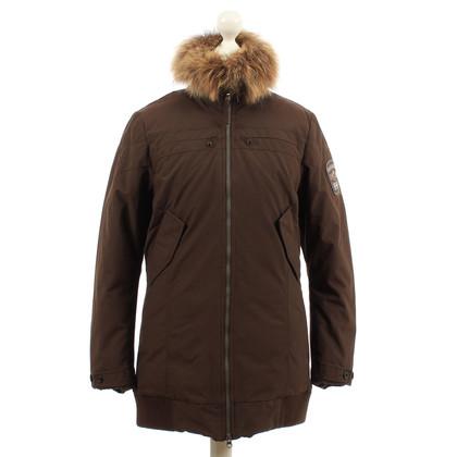 Other Designer Dolomite - jacket with fur