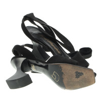 Karl Lagerfeld Zwarte sandalen