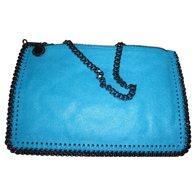 Stella McCartney Handtas in blauw