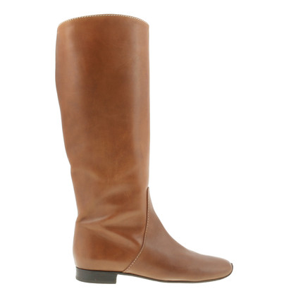Bottega Veneta Light brown boots