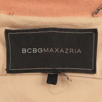 BCBG Max Azria Bikerjacke in Apricot