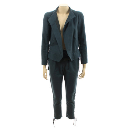 Isabel Marant Trouser suit in teal
