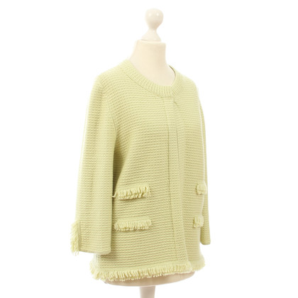 B Private Cardigan vert clair