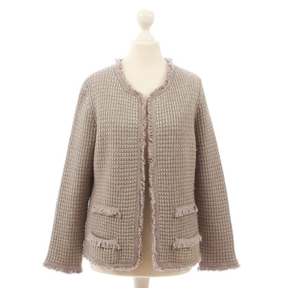 "B Private Cardigan in ""Cashmere"""