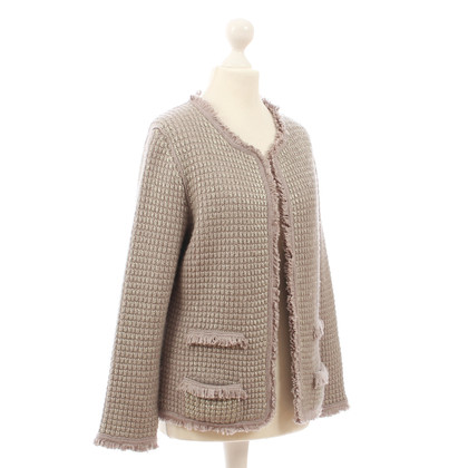 B Private Cardigan en Cachemire
