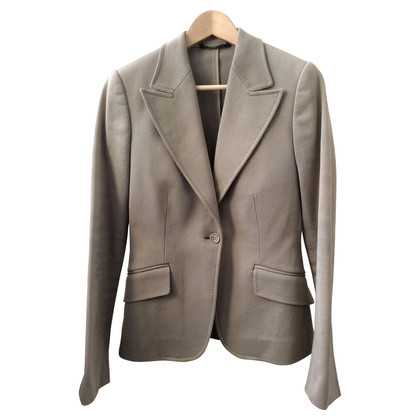 Gucci Vintage Blazer in Taupe