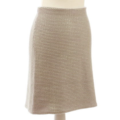 B Private Cashmere silk skirt