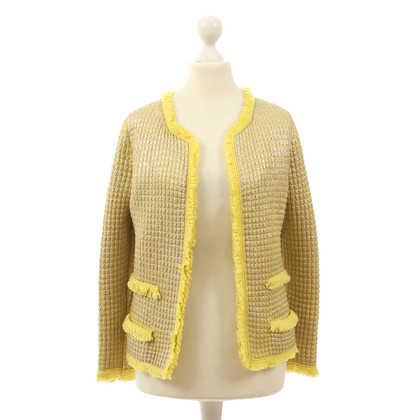 B Private Yellow box jacket
