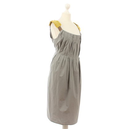 Maurizio Pecoraro  Dress in light grey