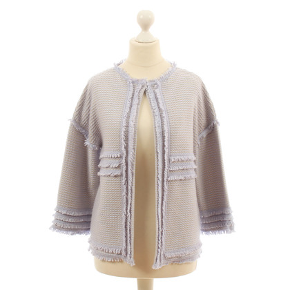 B Private Cardigan in cashmere and silk