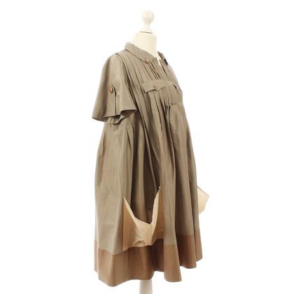 Maurizio Pecoraro  Dress tuck