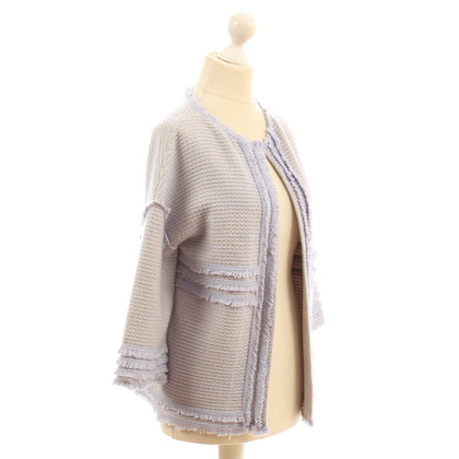 B Private Seta e cashmere Cardigan