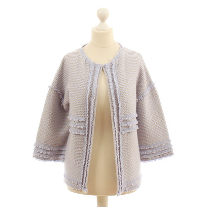 B Private Silk and cashmere Cardigan