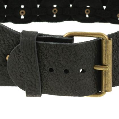Steffen Schraut Belt with rivets