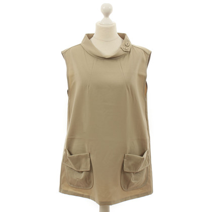 Bottega Veneta Long-Top in Beige