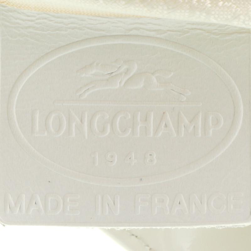 Weiße Longchamp Tasche Reinigen