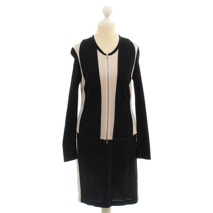 Marc Cain Costume black and powder