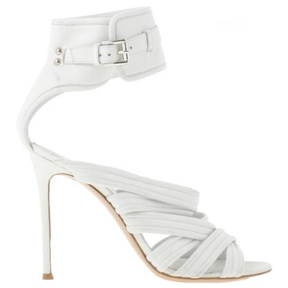 Gianvito Rossi Witte sandalen