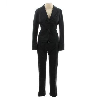 Jil Sander Black Pant suit