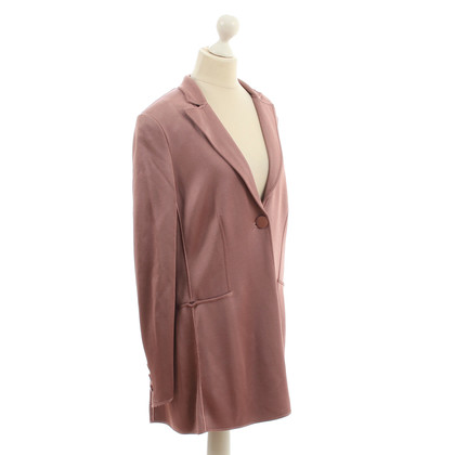 Armani Long-Blazer in Altrosa