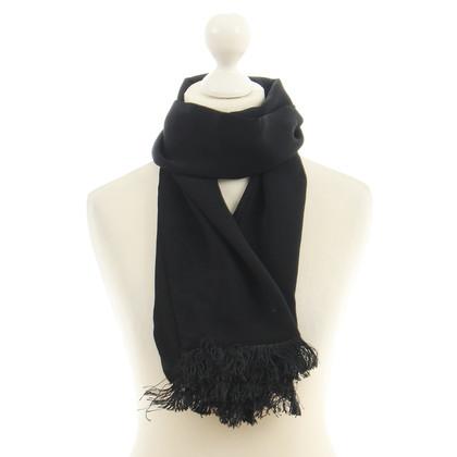 Dolce & Gabbana Tuch in Schwarz