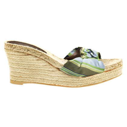 L'autre Chose Wedges from bast