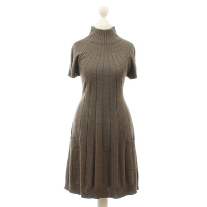 Céline Turtleneck knit dress