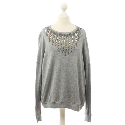 Haute Hippie Sweaters with Rhinestones
