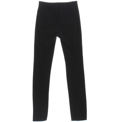 Balenciaga Black pants with zippers