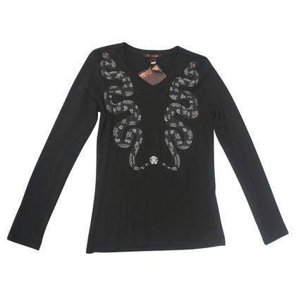 Roberto Cavalli Sweater with application