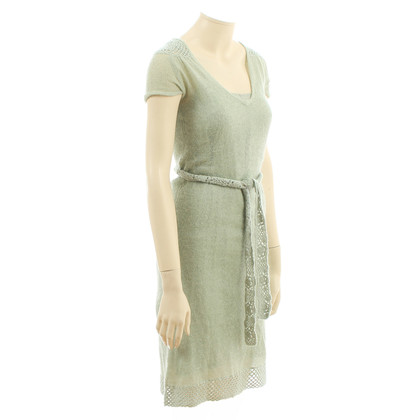Noa Noa Strickkleid in Mint