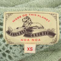 Noa Noa Robe tricot à la menthe