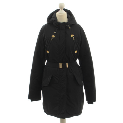Maison Scotch Cappotto nero