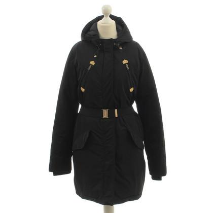 Maison Scotch Zwarte jas