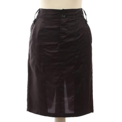 Gucci Pencil skirt in purple
