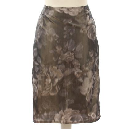 Plein Sud skirt print