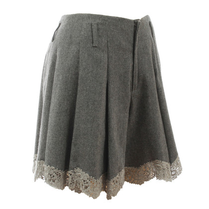 Ermanno Scervino Shorts in grey