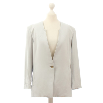 Helmut Lang Light grey Blazer
