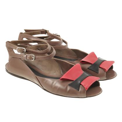 Marni Sandalo marrone