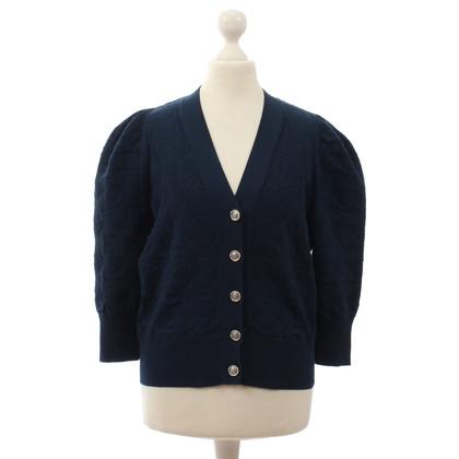 Chanel Cardigan in blue