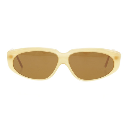 Moschino Cream sunglasses