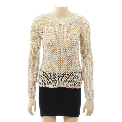 All Saints Gobmaschiger sweater.